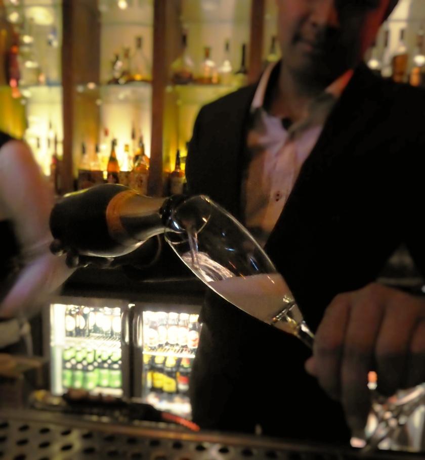 Madison Roof bar