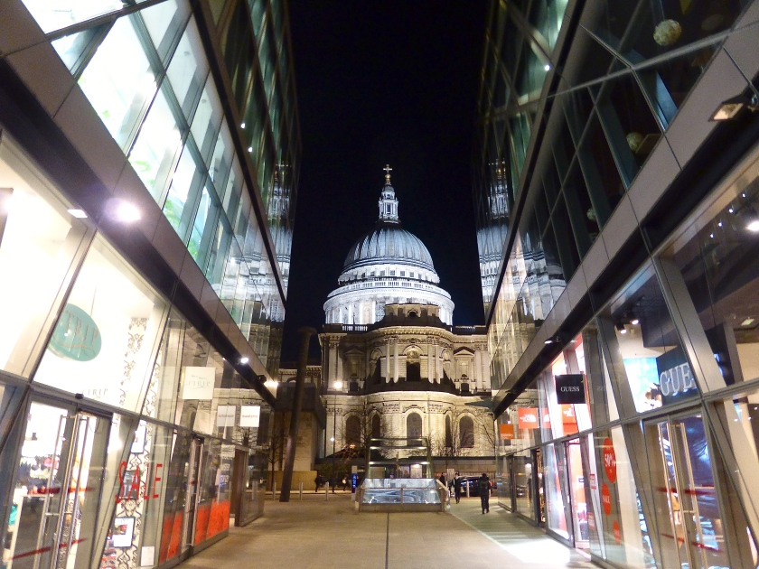 New One Change - St Pauls
